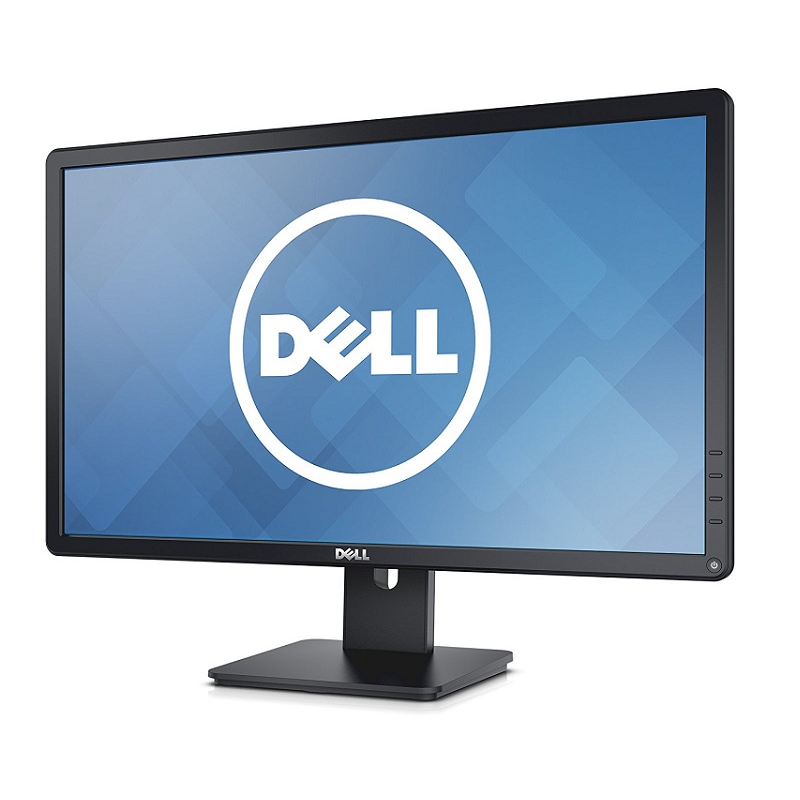 "LCD monitor 22"" Dell Entry Level E2214, 1920x1080, 16:9, VGA, DVI-D, kabeláž"