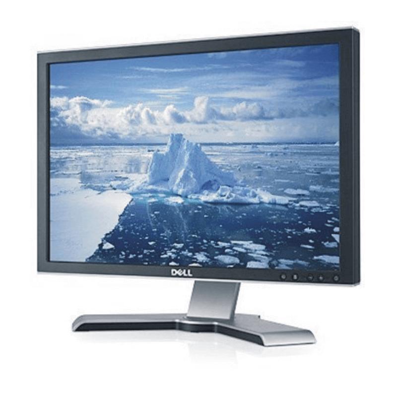 "LCD monitor 24"" Dell UltraSharp 2407WFP"