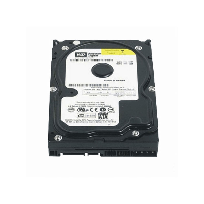 """Repasovaný pevný disk 3,5"""" 80 GB SATA se zárukou skladem."""