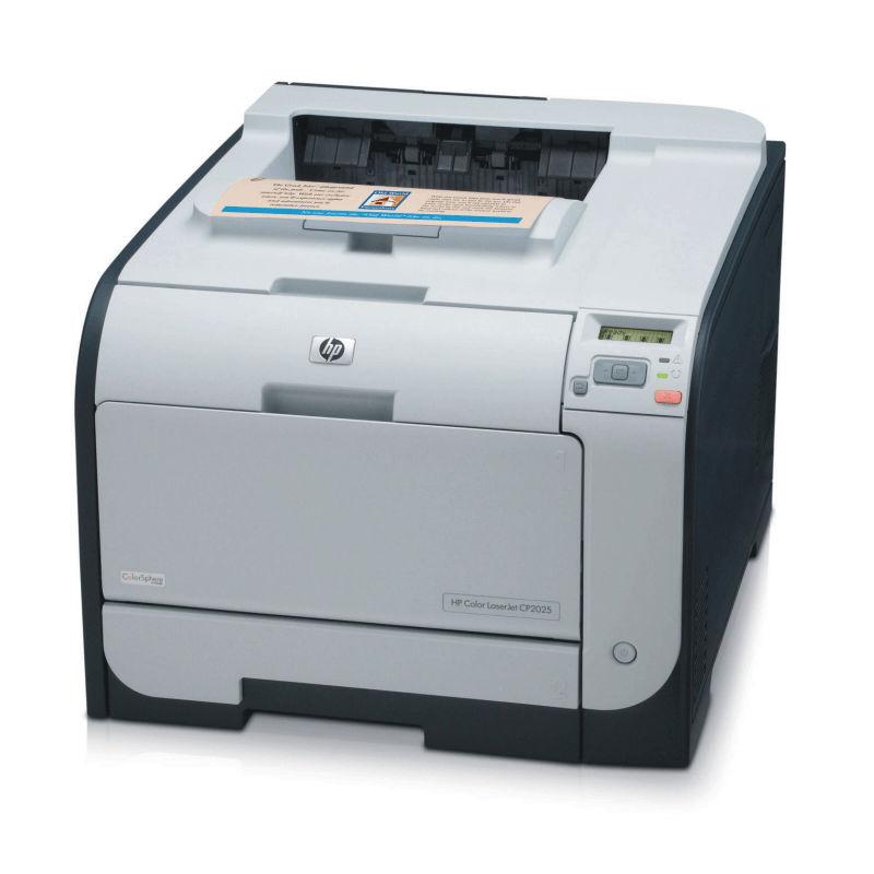 Tiskárna HP LaserJet CP2025