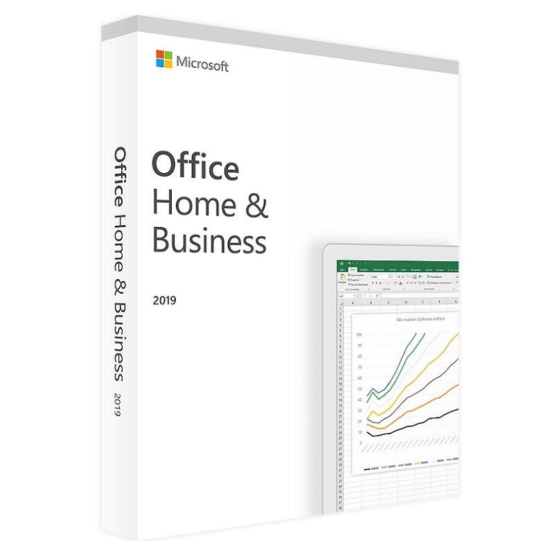 Doplnění o MS Office 2019 pro domácnosti a podnikatele CZ (podporují pouze Windows 10 a Windows Server 2019)