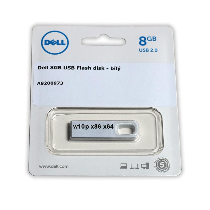 Dostupné ovladače pro OS Windows na flash disku