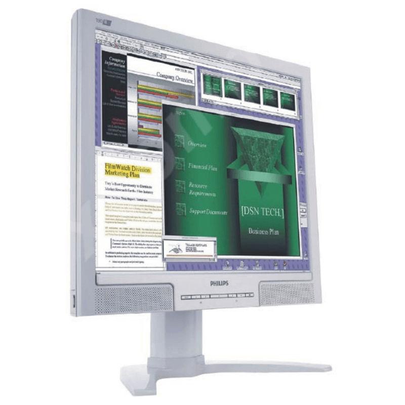 """LCD monitor 19"""" Philips 190B7 s kabelem (snížená kvalita)"""