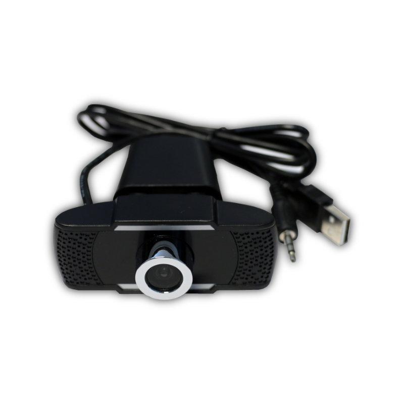 Webkamera mikrofonnal, 720p, USB