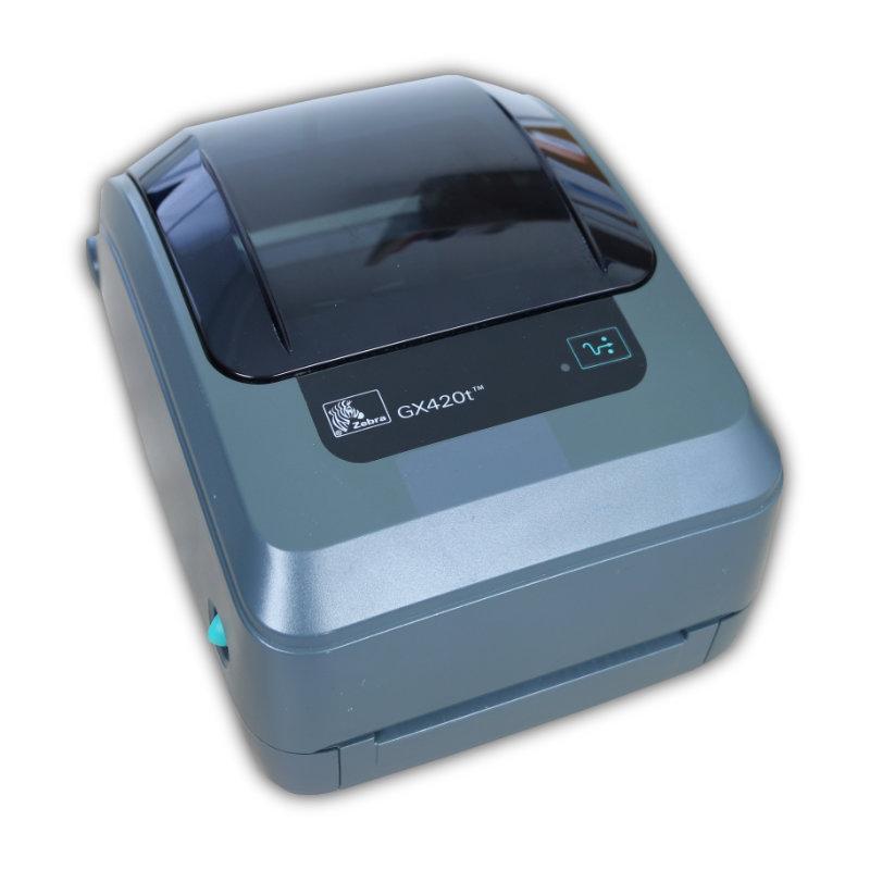 Tiskárna etiket Zebra GX420t
