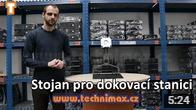 Stojan pro dock a LCD