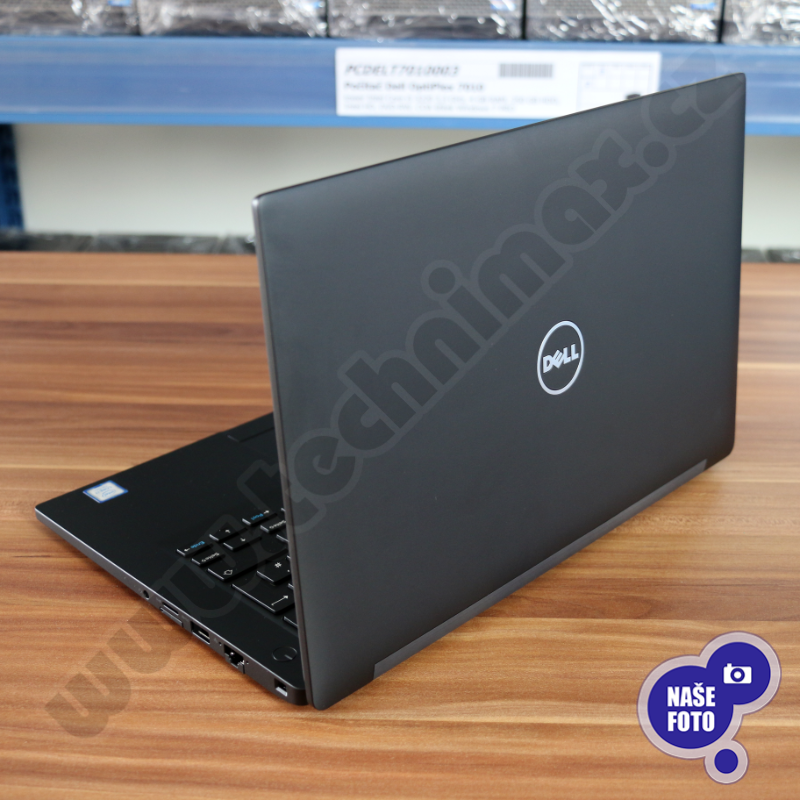 "Intel Core i7 7600U 2,8 GHz, 16 GB RAM DDR4, 256 GB SSD, Intel HD, bez mech., 14"" 1920x1080, el. klíč Windows 10 PRO (7)"