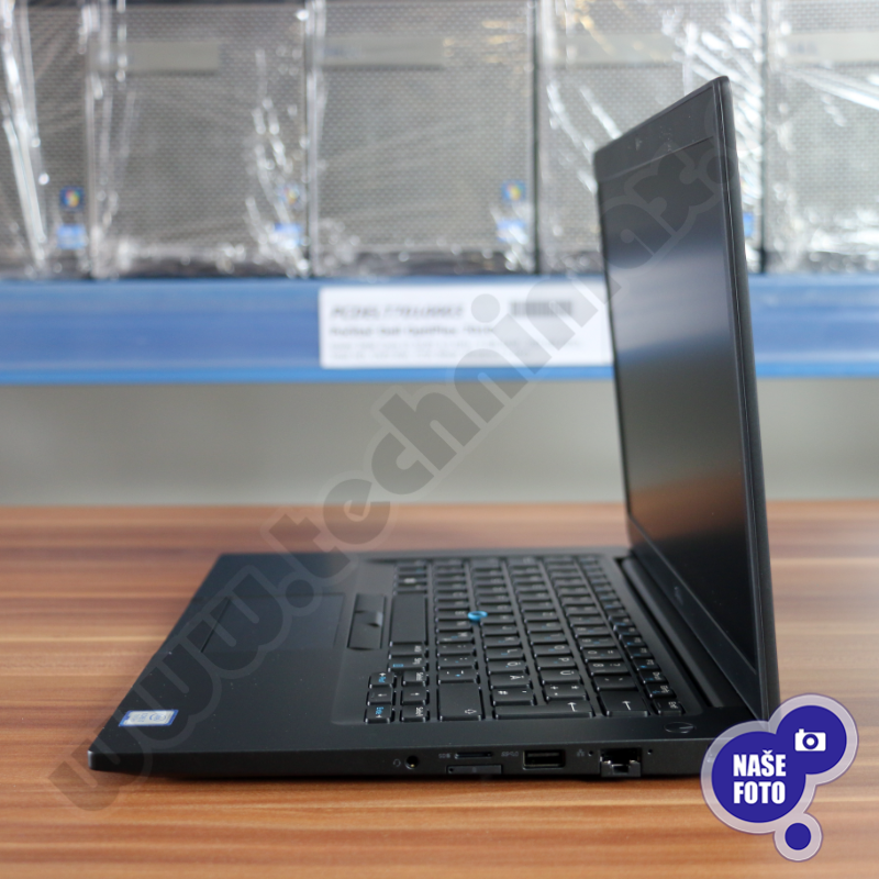"Intel Core i7 7600U 2,8 GHz, 16 GB RAM DDR4, 256 GB SSD, Intel HD, bez mech., 14"" 1920x1080, el. klíč Windows 10 PRO (8)"