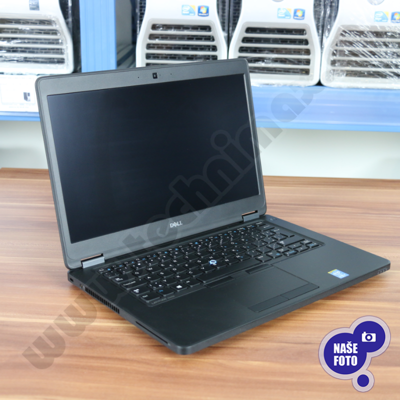 "Intel Core i5 5300U 2,3 GHz, 8 GB RAM, 500 GB HDD, Intel HD, bez mech., 14"" 1366x768, COA štítek Windows 7 PRO (7)"