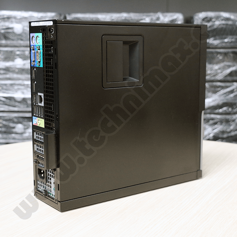 SFF Intel Core i7 3770 3,4 GHz, 4 GB RAM, 120 GB SSD, Intel HD, DVD-ROM, COA štítek Windows 7 PRO (6)