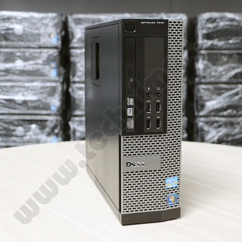SFF Intel Core i7 3770 3,4 GHz, 8 GB RAM, 500 GB HDD, Intel HD, DVD-ROM, el. klíč Windows 10 PRO (7)