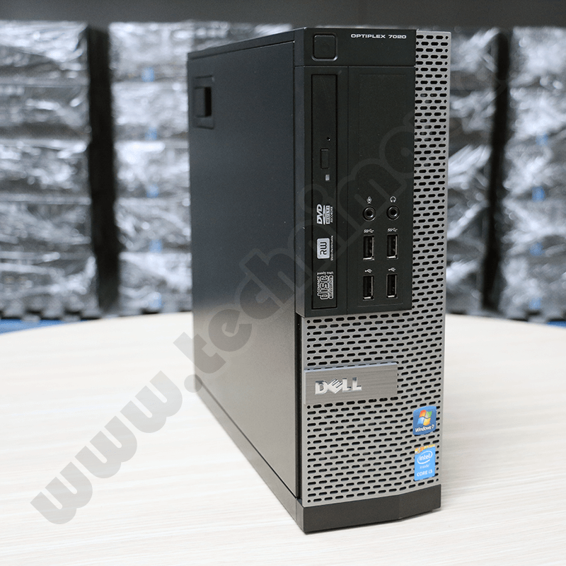 SFF Intel Core i5 4570 3,2 GHz, 4 GB RAM, 500 GB HDD, Intel HD, DVD-RW, COA štítek Windows 7 PRO (11)