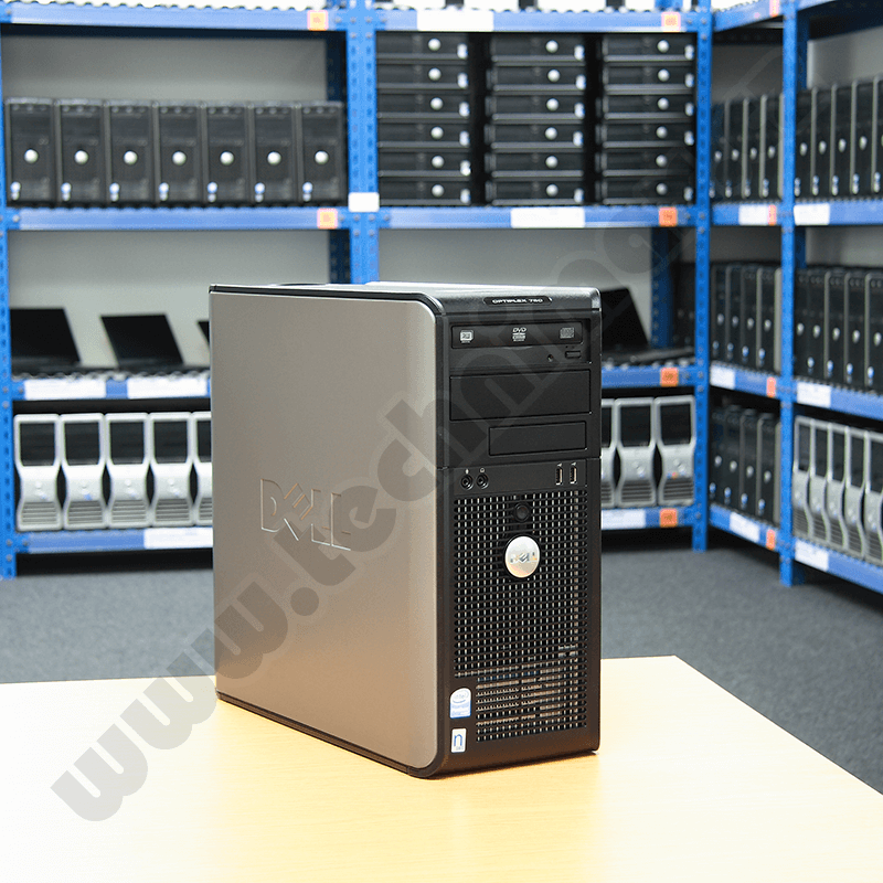 tower Intel Core 2 Duo E8400 3,33 GHz, 2 GB RAM DDR3, 160 GB HDD SATA, DVD-RW, licence Windows XP PRO CZ (3)