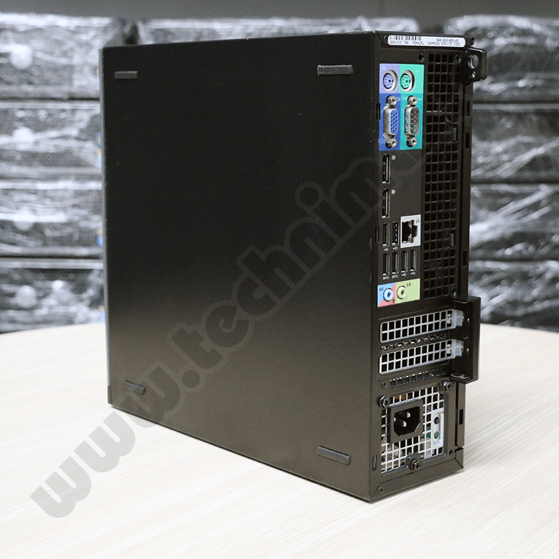 SFF Intel Core i5 3470 3,2 GHz, 4 GB RAM, 250 GB HDD, Intel HD, DVD-ROM, COA štítek Windows 7 PRO (4)