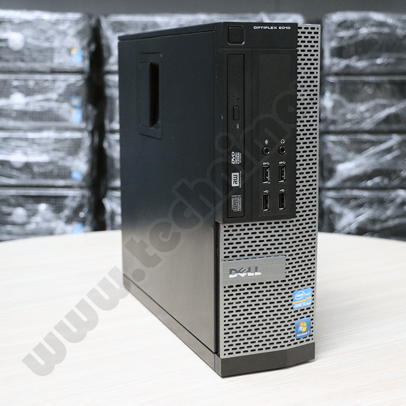 SFF Intel Core i5 3470 3,2 GHz, 8 GB RAM, 250 GB HDD, Intel HD, DVD-RW, COA štítek Windows 7 PRO (7)