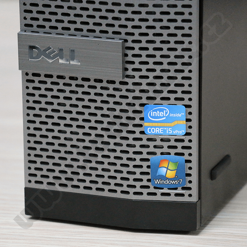 SFF Intel Core i5 3470 3,2 GHz, 4 GB RAM, 250 GB HDD, Intel HD, DVD-ROM, COA štítek Windows 7 PRO (9)