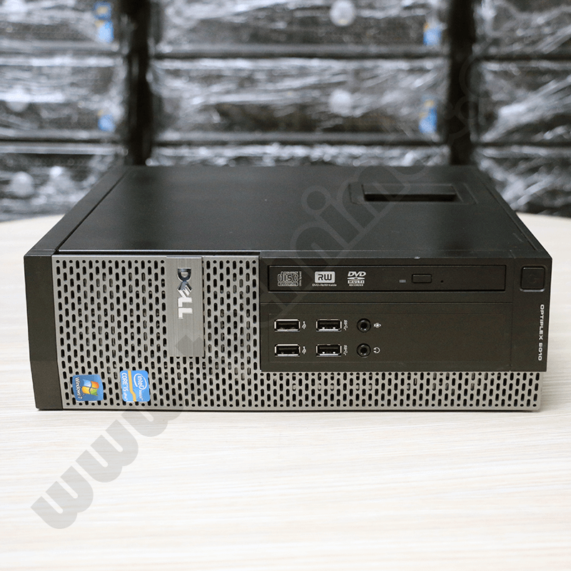 SFF Intel Core i5 3470 3,2 GHz, 4 GB RAM, 250 GB HDD, Intel HD, DVD-ROM, COA štítek Windows 7 PRO (14)