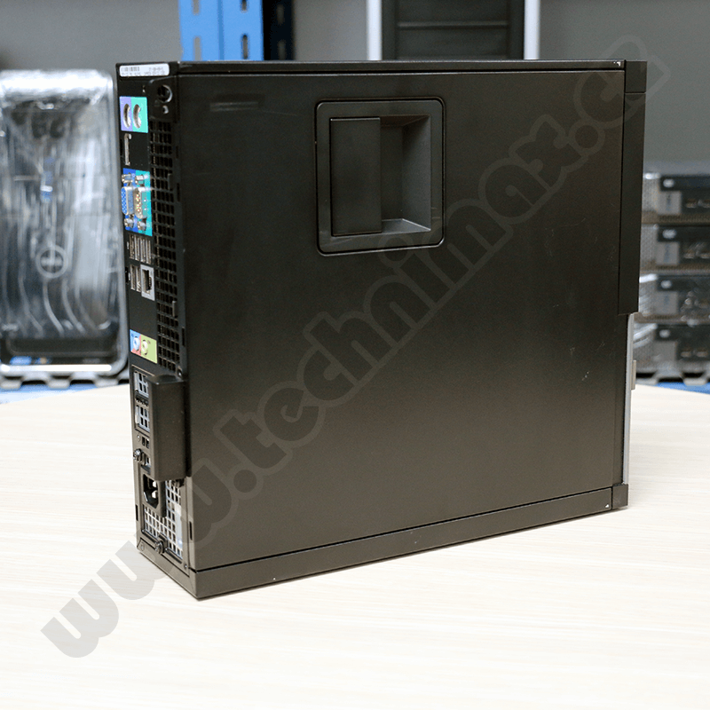 SFF Intel Core i5 2500 3,3 GHz, 4 GB RAM, 250 GB HDD, Intel HD, DVD-ROM, COA štítek Windows 7 PRO (5)