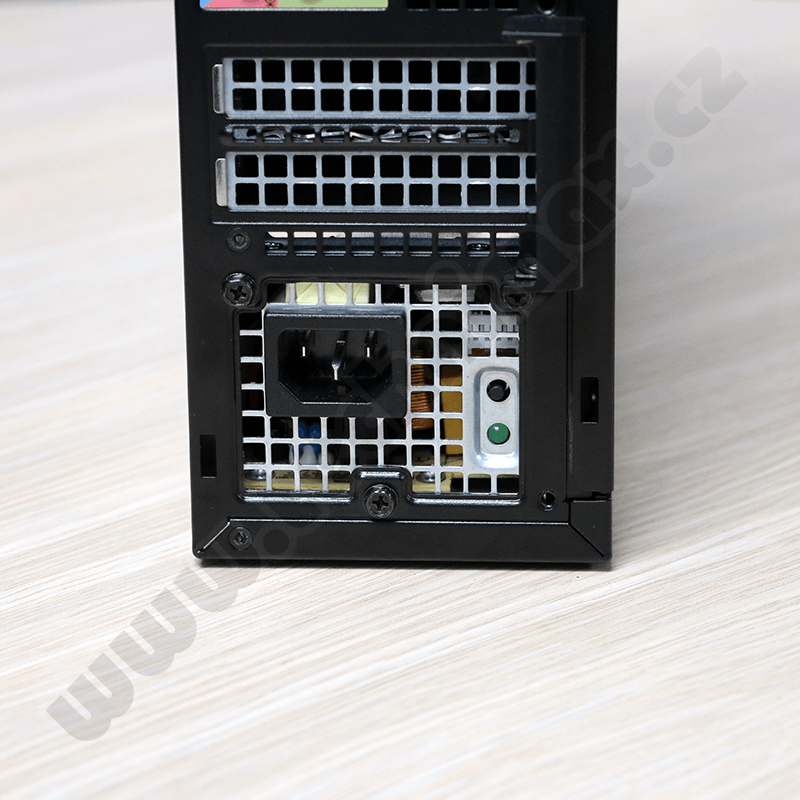 SFF Intel Core i5 2500 3,3 GHz, 4 GB RAM, 250 GB HDD, Intel HD, DVD-ROM, COA štítek Windows 7 PRO (10)