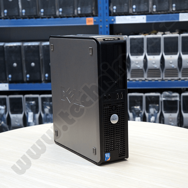 desktop Intel Core 2 Duo E 6550 2,33 GHz, 1 GB RAM DDR2, 80 GB HDD SATA, DVD-RW, licence Windows XP PRO CZ (20)