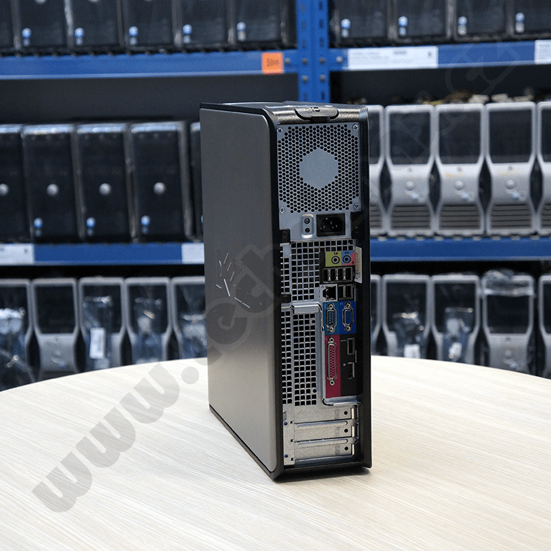 desktop Intel Core 2 Duo E 6550 2,33 GHz, 1 GB RAM DDR2, 80 GB HDD SATA, DVD-RW, licence Windows XP PRO CZ (23)