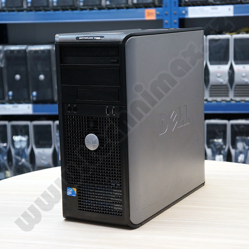 tower Intel Core 2 Duo E7500 2,93 GHz, 4 GB RAM, 250 GB HDD, Intel GMA, DVD-ROM, COA štítek Windows 7 PRO (2)