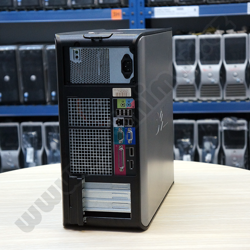 tower Intel Core 2 Duo E7500 2,93 GHz, 4 GB RAM, 250 GB HDD, Intel GMA, DVD-ROM, COA štítek Windows 7 PRO (5)