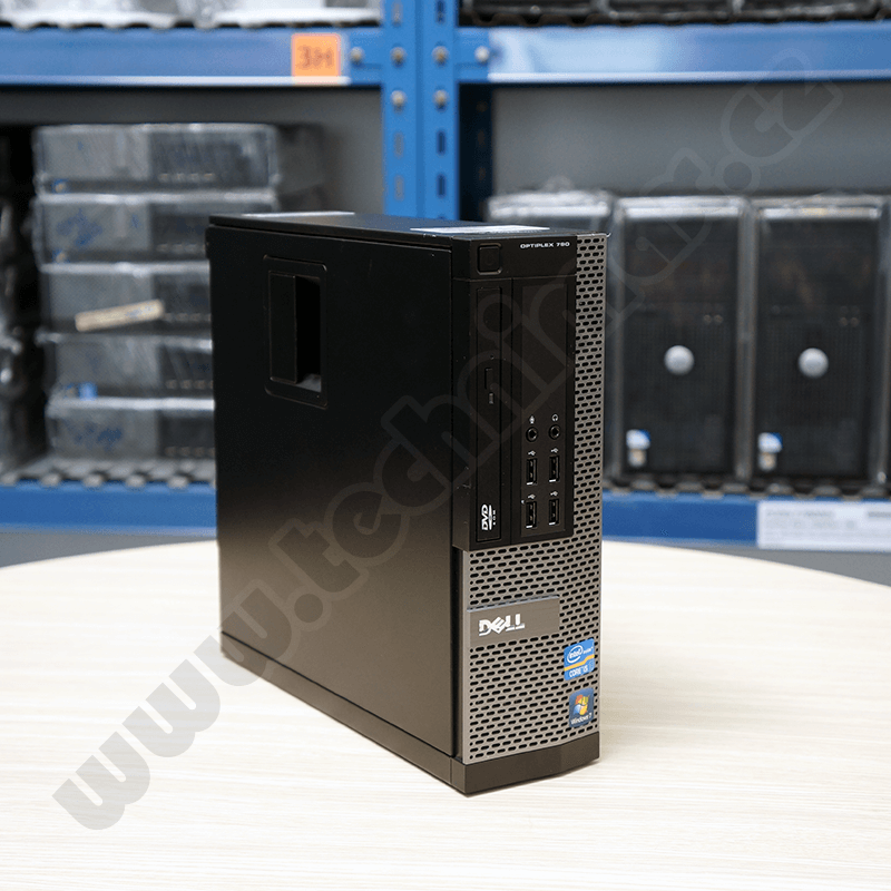 SFF Intel Celeron G530 2,4 GHz, 4 GB RAM DDR3, 250 GB HDD SATA, DVD-RW, COA štítek Windows 7 PRO (4)