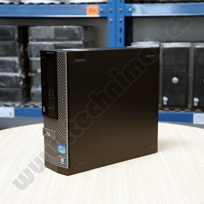 SFF Intel Celeron G530 2,4 GHz, 4 GB RAM DDR3, 250 GB HDD SATA, DVD-RW, COA štítek Windows 7 PRO (5)