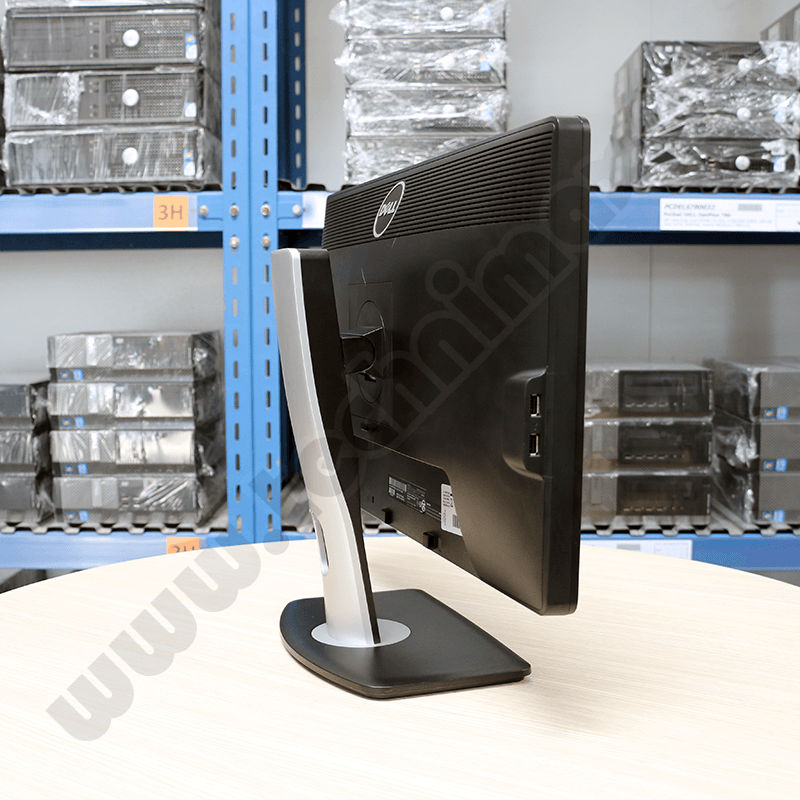 "LCD monitor 24"" Dell Professional P2412H (9)"