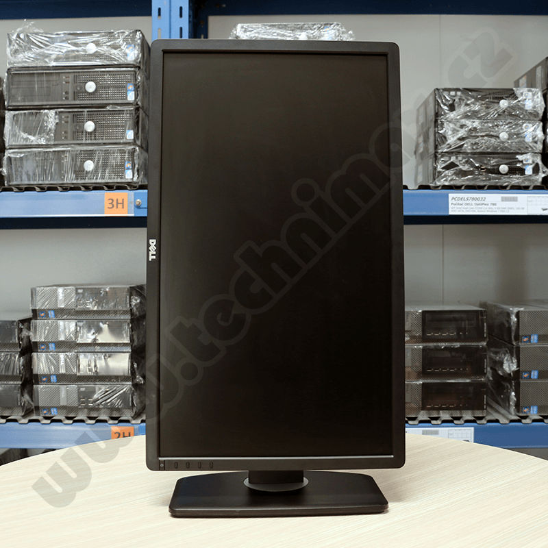 "LCD monitor 24"" Dell Professional P2412H (11)"