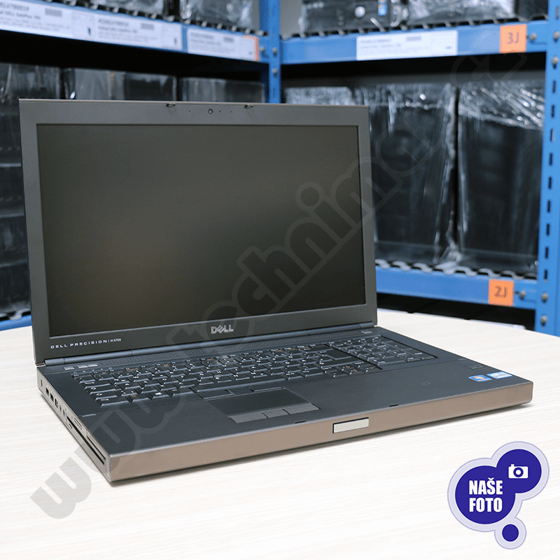"Intel Core i7 3740QM 2,7 GHz, 16 GB RAM, 500 GB HDD, Quadro K3000M, DVD-RW, 17,3"" 1920x1080, COA štítek Windows 7 PRO (9)"