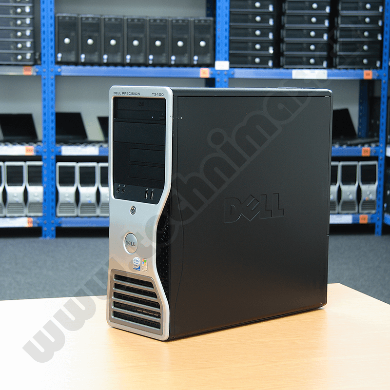 tower Intel Core 2 Duo E6850 - 3,0 GHz, 8 GB RAM DDR2, 160 GB HDD SATA, DVD-RW, Windows XP PRO (20)