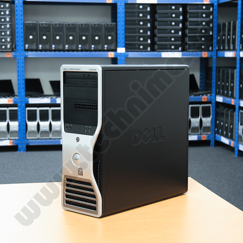 tower Intel Xeon Quad Core E5506 2,13 GHz, 3 GB RAM, 320 GB HDD, Quadro FX 580, DVD-RW, licence Windows 7 PRO (5)
