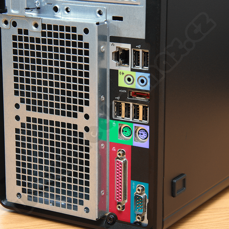 tower Intel Xeon Quad Core E5506 2,13 GHz, 3 GB RAM, 320 GB HDD, Quadro FX 580, DVD-RW, licence Windows 7 PRO (9)