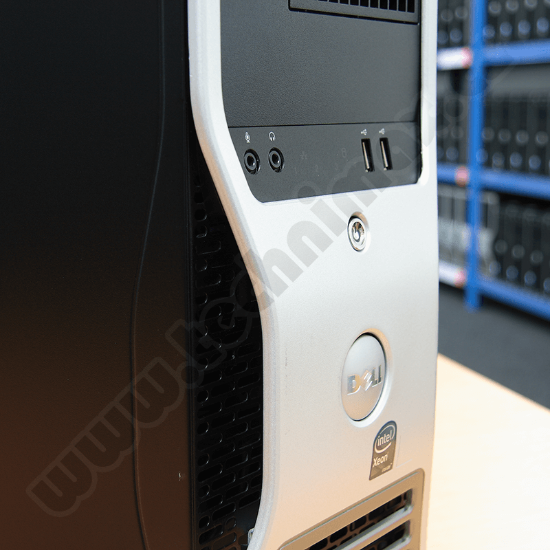 tower Intel XEON Quad W3550 3,06 GHz, 12 GB RAM, 250 GB HDD SATA, DVD-RW, Quadro 4000, COA štítek Windows 7 PRO (8)