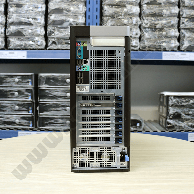 tower Intel XEON Hexa Core 1,9 GHz, 8 GB RAM DDR3, 1000 GB HDD SATA, Quadro FX 4800, DVD-RW, COA štítek Windows 7 PRO (9)