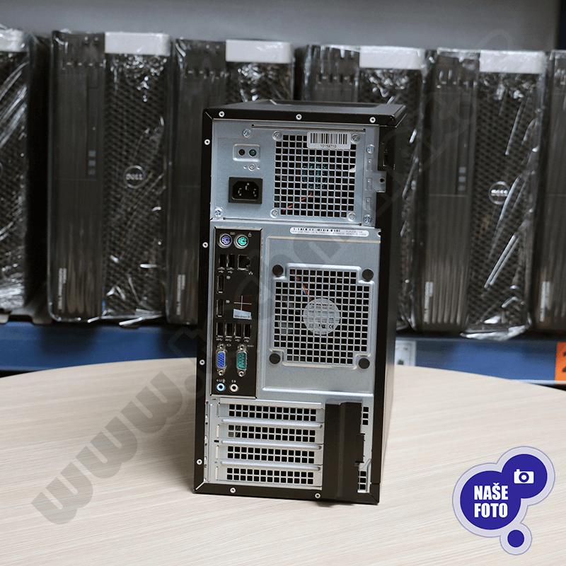 Počítač Dell OptiPlex 7020 tower Intel Core i7 4790 3,6 GHz, 4 GB