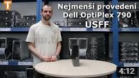 Nejmenší Dell OptiPlex 790 USFF