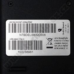 Technimax štítek