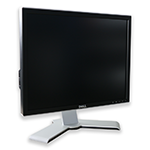 "LCD monitor 17"" Dell UltraSharp 1707FP s kabelem"