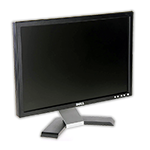 "LCD monitor 19"" Dell Entry Level E198WFP s kabelem"
