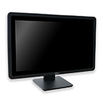 "LCD monitor 20"" Dell Entry Level E2014T s kabelem"