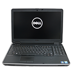 "Notebook Dell Latitude E6540 Intel Core i5 4210M 2,6 GHz, 4 GB RAM DDR3, 320 GB HDD, DVD-RW, CZ kláves, 15,6"", FHD, COA štítek Windows 7 PRO"