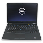 "Notebook Dell Latitude E7440 Intel Core i5 4300U 1,9 GHz, 4 GB RAM DDR3, bez HDD, bez mech., CZ kláves, 14"", COA štítek Windows 8 PRO"