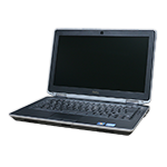 "Notebook Dell Latitude E6330 Intel Core i5 3320M 2,6 GHz, 4 GB RAM DDR3, 320 GB HDD, bez mechaniky, CZ kláves, 13,3"", COA štítek Windows 7 PRO"
