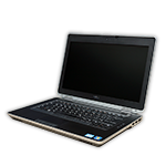 "Notebook Dell Latitude E6430 Intel Core i5 3380M 2,9 GHz, 4 GB RAM DDR3, 320 GB HDD, DVD-RW, 14"", COA štítek Windows 7 PRO"