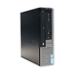 Počítač Dell OptiPlex 9020 USFF Intel Core i3 4160 3,6 Ghz, 8 GB RAM, 320 GB HDD, Intel HD, DVD-ROM, COA štítek Windows 7 PRO