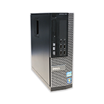 Počítač DELL OptiPlex 990 SFF Intel Core i5 2400 3,1 GHz, 4 GB RAM DDR3, 250 GB HDD SATA, DVD-ROM, COA štítek Windows 7 PRO