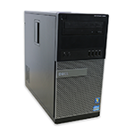 Počítač DELL OptiPlex 990 tower Intel Core i5 3,1 GHz, 4 GB RAM DDR3, 250 GB HDD, DVD-RW, COA štítek Windows 7 PRO